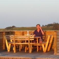 Und eine Picknick-Pier!
