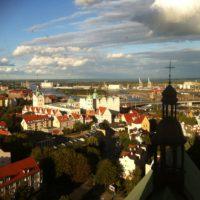 Stettin von oben