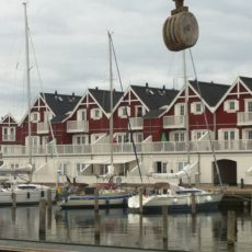 Pleasantville + Hafen = Bagenkop