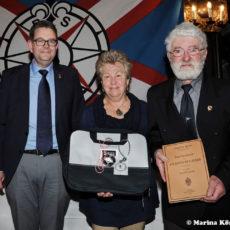 Silber für Hillu Barholz und Jockel Lehmann