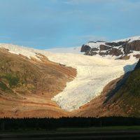 Svatisen-Gletscher